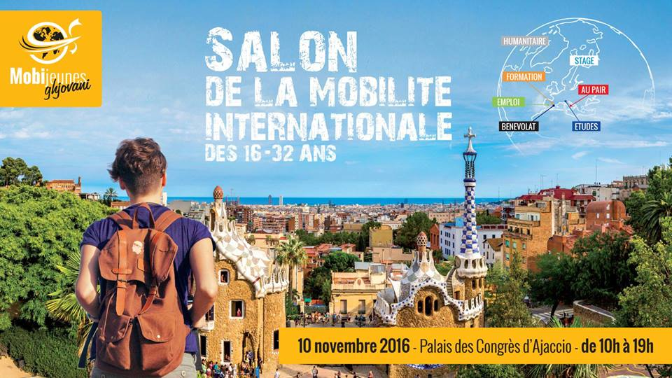 Mobighjovani : Le salon de la mobilité internationale